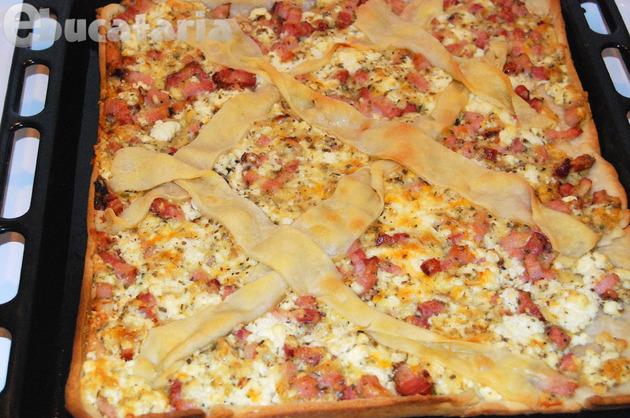 Pizza de casă