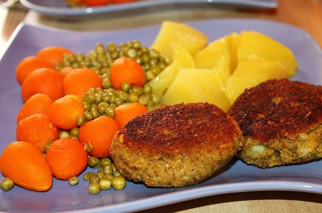 Chifteluţe vegetariene