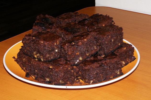 Brownies – un desert plin de ciocolată