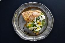 Sandvici cu ou şi avocado