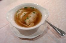 Supă de găluşte