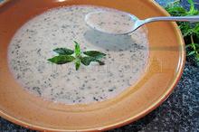 Supă de castravete