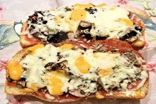 Pizza-pâine