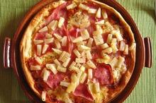 Pizza Hawaiană