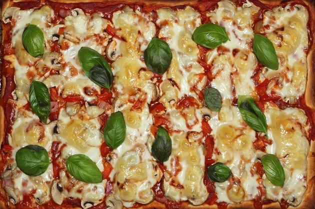 Pizza italiană