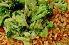 Orez cu broccoli