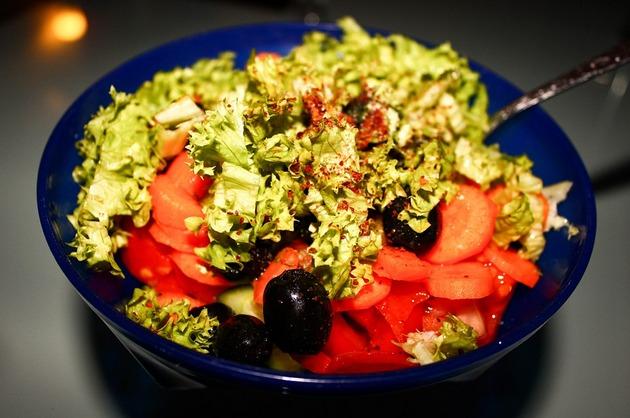 Salată de post
