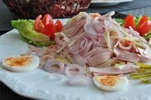 Salată cuib
