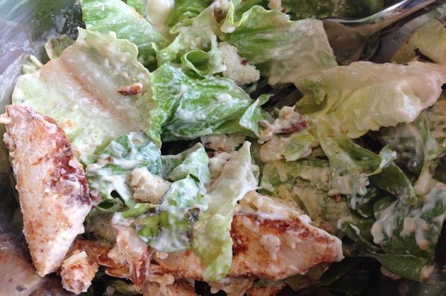 Salată din trei ingrediente