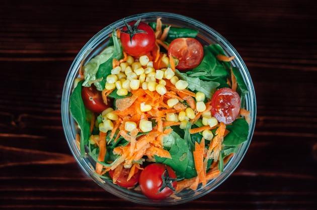 Salată de primăvară