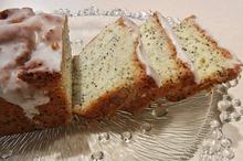 Prăjitură cu lămâie şi mac