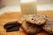 Chocolate cookies de 1 iunie