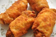 Rulouri de pui cu brânză