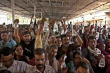 Mii de persoane stau la coadă în India pentru a se vindeca de astm înghițind... un pește