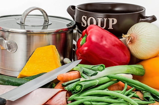 REȚETE VECHI DE 100 DE ANI: Mehl-Supp și Supa mutton broth