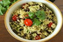 O farfurie de quinoa pe zi poate prelungi viața