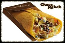 Kebabul de ciocolată, desert care câștigă tot mai mult teren