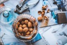 DULCEGĂRII Timiș: Prăjitură de post, cu nucă și dulceață