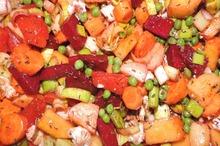 Mix de legume delicioase