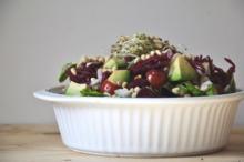 Salată vegană