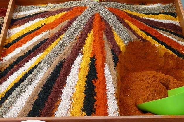 """Hot spices: Garam Masala – mixul de condimente """"fierbinte"""", celebru în tradiţia ayurvedică"""