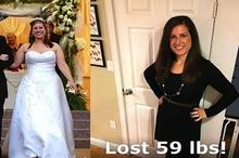 A slăbit 27 de kilograme, şi-a schimbat jobul şi are acum un blog de succes