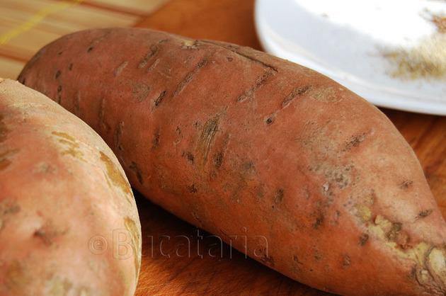Cartoful dulce - beneficii şi contraindicaţii
